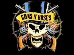 Guns N´ Roses spilleautomat