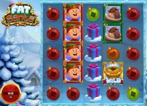 Spill Fat Santa nå på videoslots!